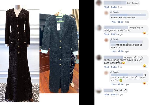 Hớn hở bỏ tận 24 triệu đặt may 3 bộ váy của thương hiệu nổi tiếng, cô gái Hà Nội nhận quả đắng khi shop may sai mẫu còn chối lỗi trắng trợn!?  - Ảnh 10.