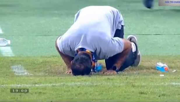 """Dính """"bi kịch"""" vào phút chót, Uzbekistan chính thức trở thành cựu vương ở giải U23 châu Á - Ảnh 2."""