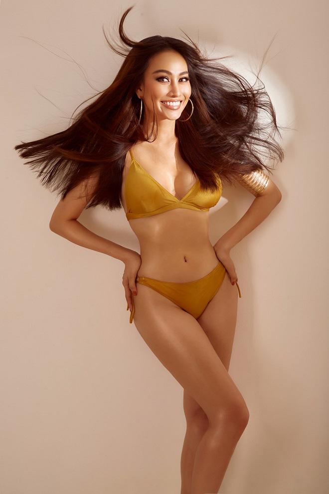 Kim Duyên khoe body nóng bỏng sau khi giảm 4kg - Ảnh 3.
