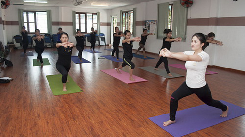 4 điều cần nhớ khi tập yoga tại nhà - Ảnh 2.