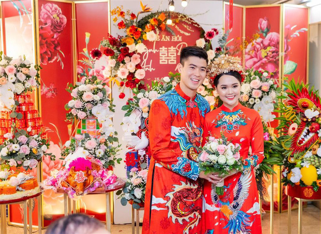 Chưa đám cưới, Duy Mạnh đã bị Quỳnh Anh quản lý chặt tài chính, lời đồn cô dâu sắc sảo và đanh thép nhất năm quả nhiên rất đúng - ảnh 3
