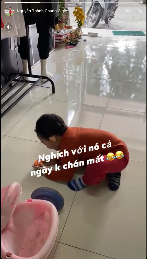 Phan Văn Đức về nhà vợ phụ gói bánh chưng, Hà Đức Chinh giữ dáng đón Tết 2020 - Ảnh 5.