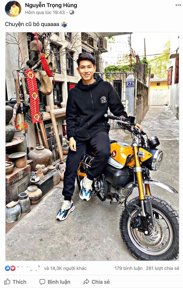 Phan Văn Đức về nhà vợ phụ gói bánh chưng, Hà Đức Chinh giữ dáng đón Tết 2020 - Ảnh 6.