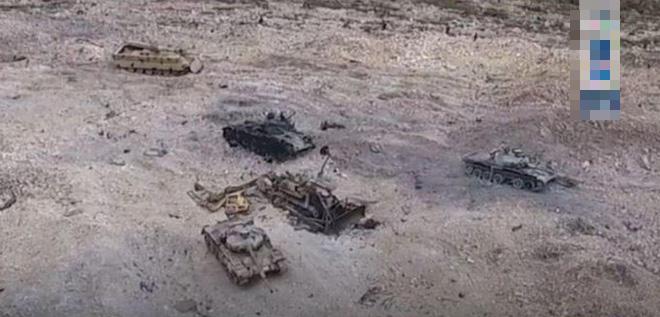 500 tay súng tổng phản công ở tây bắc Syria, đòn dưới thắt lưng vào nỗ lực hòa bình của Nga? - Ảnh 4.