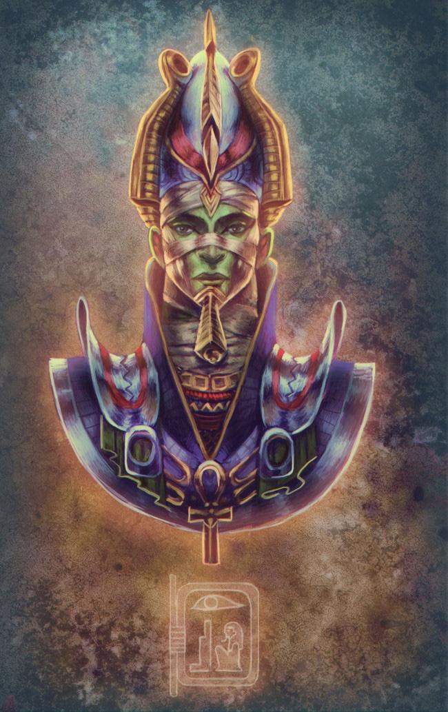 Bách khoa âm giới của người Ai Cập - Ảnh 1.