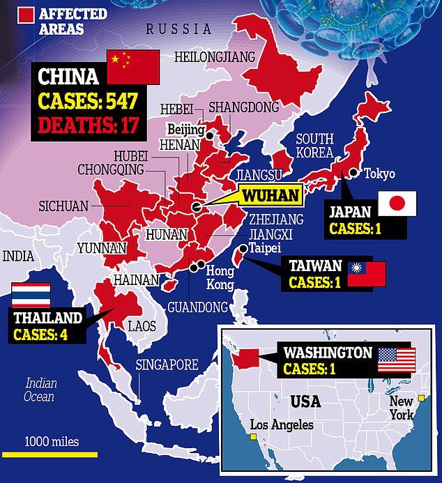 Lo sợ virus corona bùng phát thành đại dịch, Trung Quốc ban bố lệnh phong tỏa ổ dịch Vũ Hán - Ảnh 2.