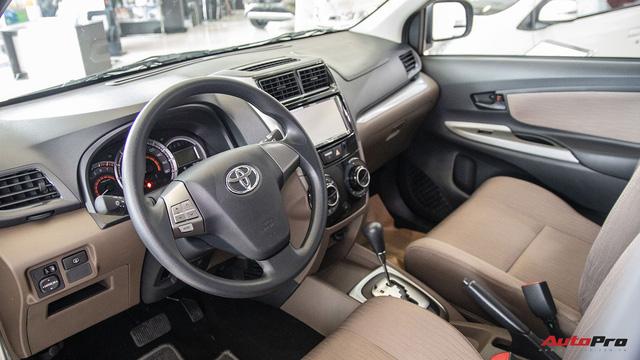 Toyota Avanza giảm giá cao nhất hơn 40 triệu đồng dịp cuối năm, tụt hậu trong cuộc đua doanh số với Suzuki Ertiga và Mitsubishi Xpander - Ảnh 2.