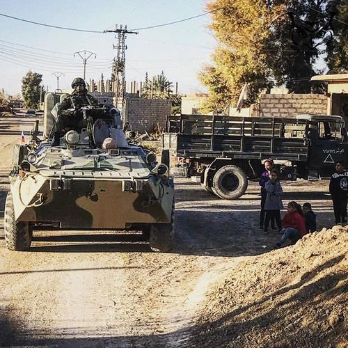 Nga dùng xe tăng để mở đường nếu Mỹ tiếp tục chặn đoàn tuần tra? - Ảnh 14.