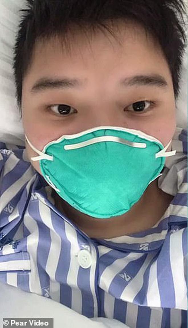Bệnh nhân đầu tiên mắc virus corona ở Vũ Hán hồi phục, chia sẻ cảm nhận về những ngày nằm trong phòng điều trị tích cực - Ảnh 1.
