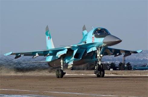 Không quân Nga chuẩn bị tiếp nhận siêu cấp hậu vệ Su-34NVO - Ảnh 2.
