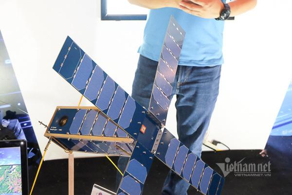 Lộ diện NanoDragon: Vệ tinh Make in Vietnam sẽ phóng vào cuối 2020 - Ảnh 1.