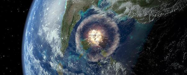 Liệu các phi hành gia trên trạm vũ trụ có thể sống sót khỏi một thiên thạch đủ sức làm tuyệt chủng loài người? - Ảnh 2.