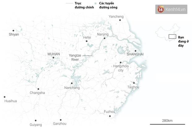 Đây là những hình ảnh trực quan nhất về dịch viêm phổi ở Vũ Hán: Dành cho ai đã quá mệt mỏi với ma trận thông tin liên quan đến virus corona - Ảnh 5.