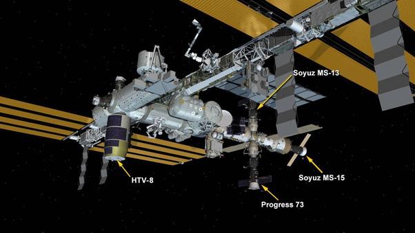 Liệu các phi hành gia trên trạm vũ trụ có thể sống sót khỏi một thiên thạch đủ sức làm tuyệt chủng loài người? - Ảnh 7.
