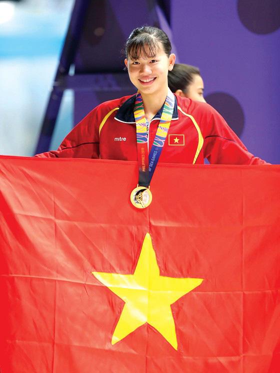 Những niềm kiêu hãnh ở SEA Games 30 - Ảnh 1.