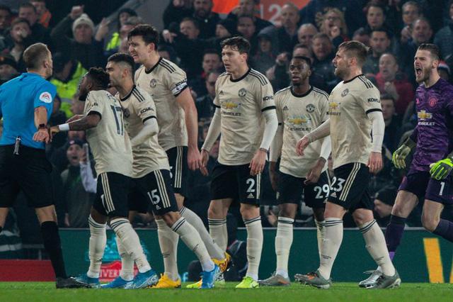 Manchester United bị FA phạt 20.000 bảng - Ảnh 1.