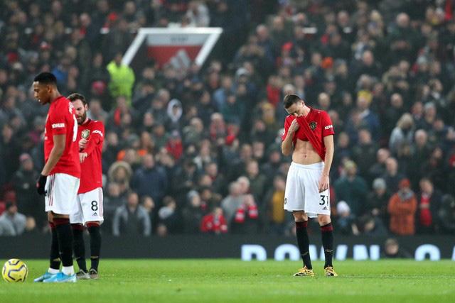 Manchester United bị FA phạt 20.000 bảng - Ảnh 2.