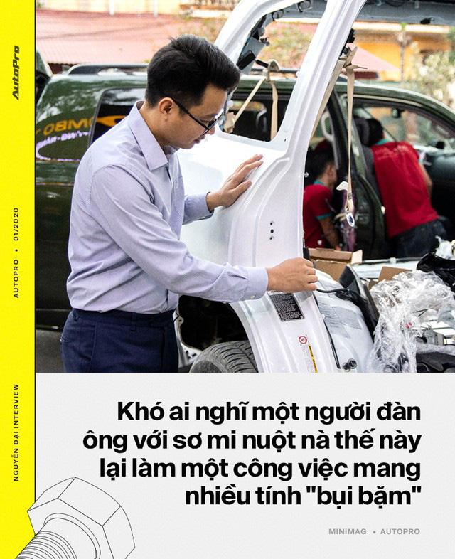 Từ lập trình viên thành 'phù thủy' hô biến lên đời hàng trăm xe sang tại Việt Nam: 'Lexus hay Rolls-Royce đều làm được, chỉ cần có tâm huyết và đam mê' - Ảnh 3.