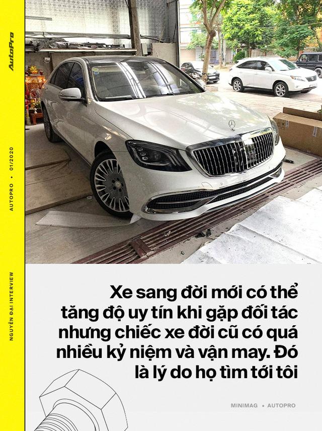 Từ lập trình viên thành 'phù thủy' hô biến lên đời hàng trăm xe sang tại Việt Nam: 'Lexus hay Rolls-Royce đều làm được, chỉ cần có tâm huyết và đam mê' - Ảnh 8.