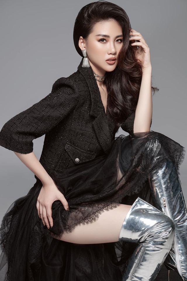 Siêu mẫu Việt Nam Quỳnh Hoa: Nhận được lời cầu hôn tôi lập tức từ chối - Ảnh 1.