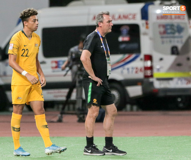 Thầy cũ của Ronaldo ăn mừng phấn khích khi giúp U23 Australia giành vé cuối cùng của châu Á tham dự Olympic - Ảnh 8.