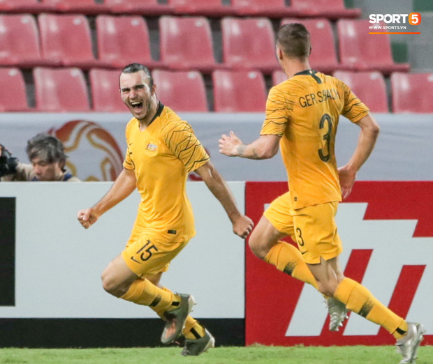 Thầy cũ của Ronaldo ăn mừng phấn khích khi giúp U23 Australia giành vé cuối cùng của châu Á tham dự Olympic - Ảnh 9.