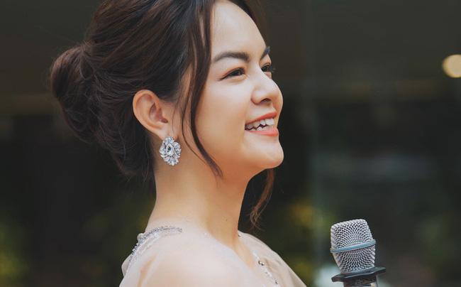 Phạm Quỳnh Anh: Bạn bè tôi toàn hỏi có phải quay lại với anh Quang Huy rồi không? - ảnh 4