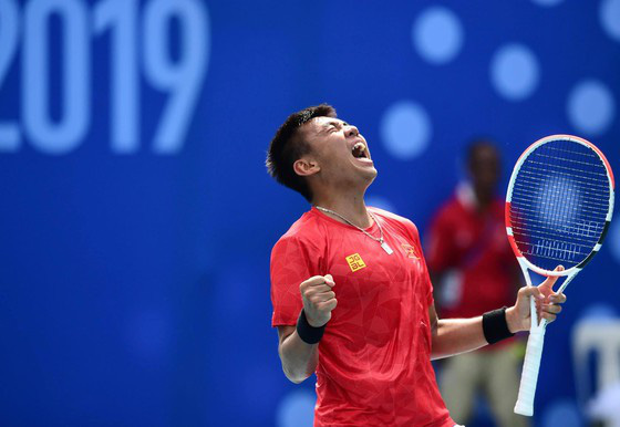 """Lý Hoàng Nam """"khai Xuân"""" mỹ mãn bằng chiến thắng ở giải quần vợt M25 Thái Lan - Ảnh 1."""