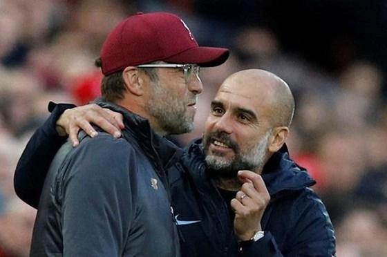 Pep Guardiola quyết không 'đầu hàng' Liverpool - Ảnh 1.