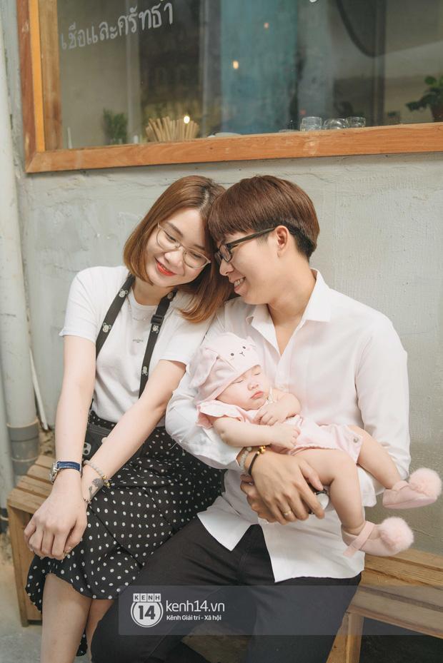 Hot mom tuổi Tý Thanh Trần: 2 con rồi nhưng vợ chồng vẫn cãi cọ đến mức lôi nhau ra toà rồi... quành về - Ảnh 2.