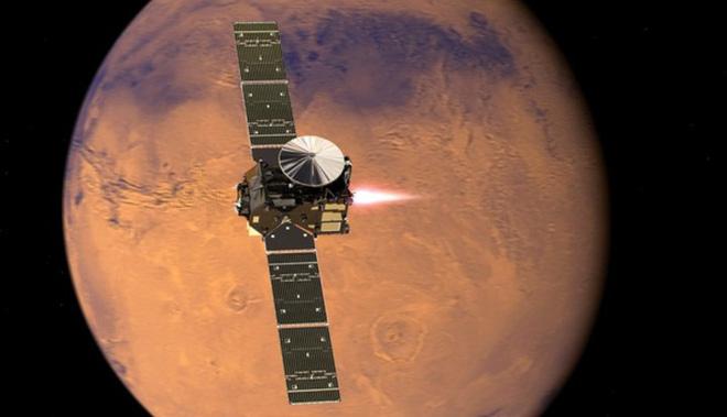 Trung Quốc rục rịch phóng tàu thăm dò Sao Hỏa vào tháng 7 tới - Ảnh 3.