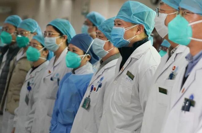 Lenovo gửi thiết bị công nghệ tới vùng dịch, Huawei xây trạm 5G hỗ trợ công tác điều trị viêm phổi tại Vũ Hán - Ảnh 1.