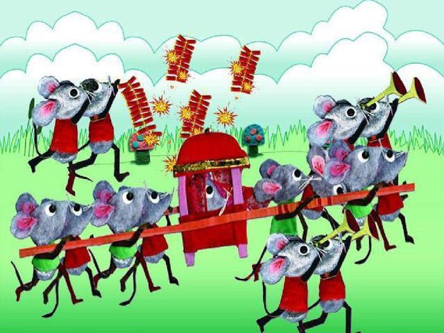 Đám Cưới Chuột: Quyết tâm tìm kiếm hạnh phúc cho con gái của hai vợ chồng chuột già vào dịp đầu năm mới và dị bản đáng sợ ở Trung Quốc - Ảnh 3.