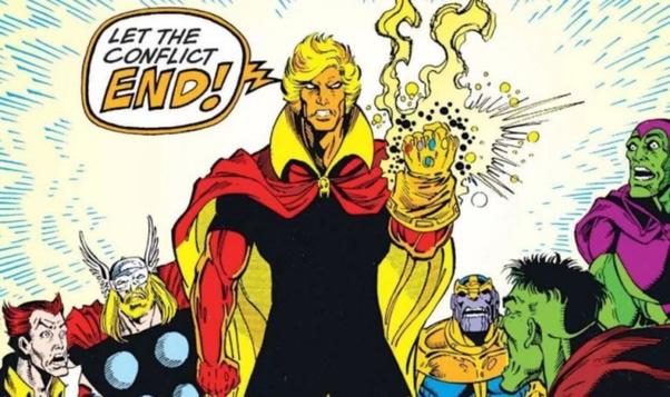 Cú búng tay của Thanos đã cướp đi những anh hùng nào trong bộ truyện tranh gốc? - Ảnh 3.