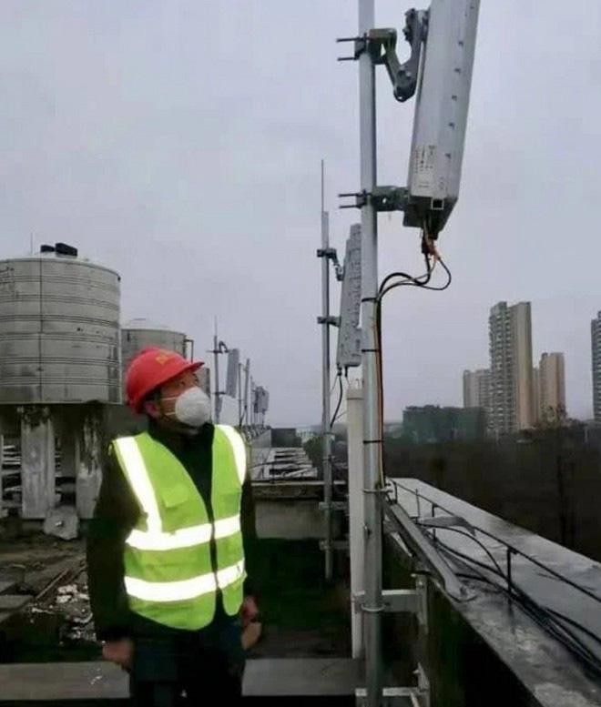 Lenovo gửi thiết bị công nghệ tới vùng dịch, Huawei xây trạm 5G hỗ trợ công tác điều trị viêm phổi tại Vũ Hán - Ảnh 3.