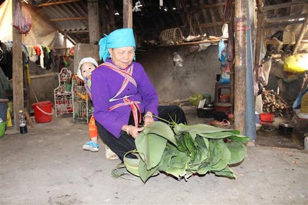 Độc đáo phong tục ăn Tết của người Thái vùng Mường Lò - Ảnh 3.