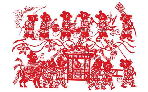 Đám Cưới Chuột: Quyết tâm tìm kiếm hạnh phúc cho con gái của hai vợ chồng chuột già vào dịp đầu năm mới và dị bản đáng sợ ở Trung Quốc - Ảnh 6.