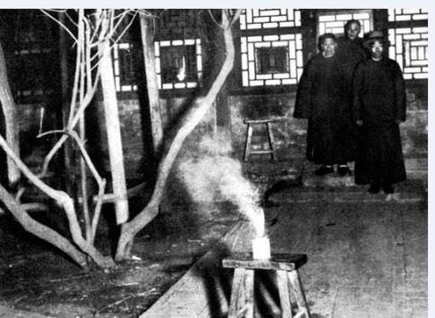 Ảnh hiếm tái hiện khung cảnh đón Tết cách đây hơn 100 năm về trước của người dân dưới thời Nhà Thanh - Ảnh 10.