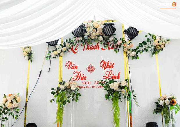 Cận cảnh nhà Phan Văn Đức trước đám cưới với Nhật Linh: Giản dị đón khách quê hương, làm rõ lịch trình tổ chức cưới và đón dâu - Ảnh 1.
