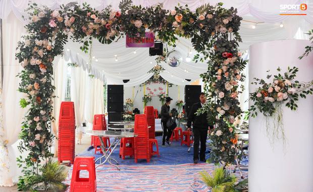 Cận cảnh nhà Phan Văn Đức trước đám cưới với Nhật Linh: Giản dị đón khách quê hương, làm rõ lịch trình tổ chức cưới và đón dâu - Ảnh 2.