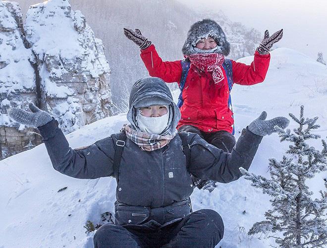 Sống trong trời lạnh -59 độ C, người dân Siberia vẫn thấy… mát nhẹ - ảnh 11