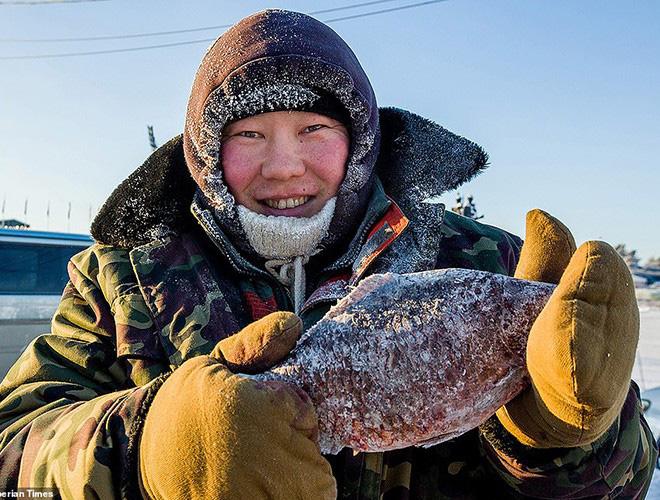 Sống trong trời lạnh -59 độ C, người dân Siberia vẫn thấy… mát nhẹ - ảnh 12
