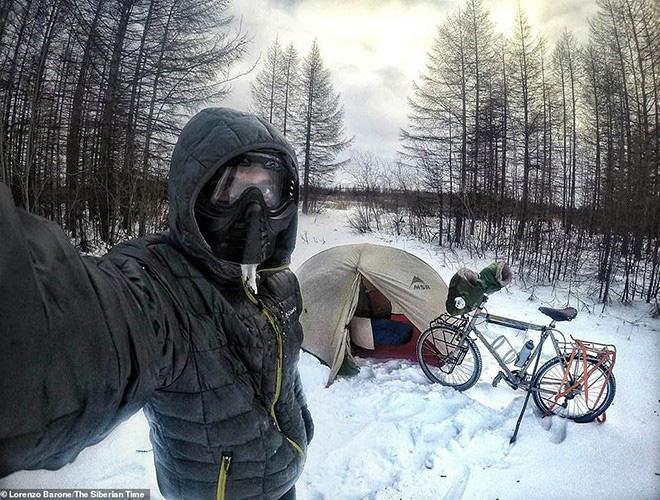 Sống trong trời lạnh -59 độ C, người dân Siberia vẫn thấy… mát nhẹ - ảnh 13