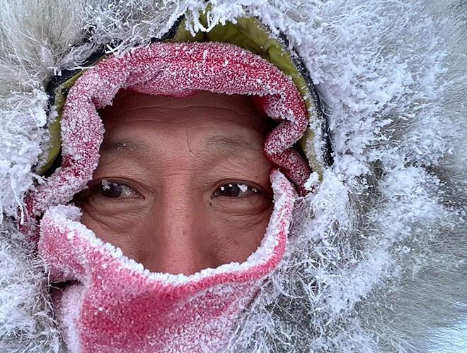 Sống trong trời lạnh -59 độ C, người dân Siberia vẫn thấy… mát nhẹ - ảnh 14