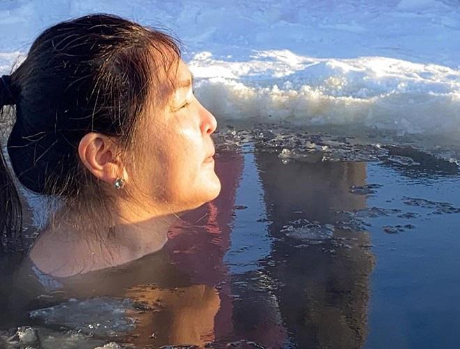 Sống trong trời lạnh -59 độ C, người dân Siberia vẫn thấy… mát nhẹ - ảnh 16