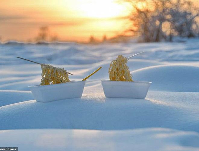 Sống trong trời lạnh -59 độ C, người dân Siberia vẫn thấy… mát nhẹ - ảnh 2