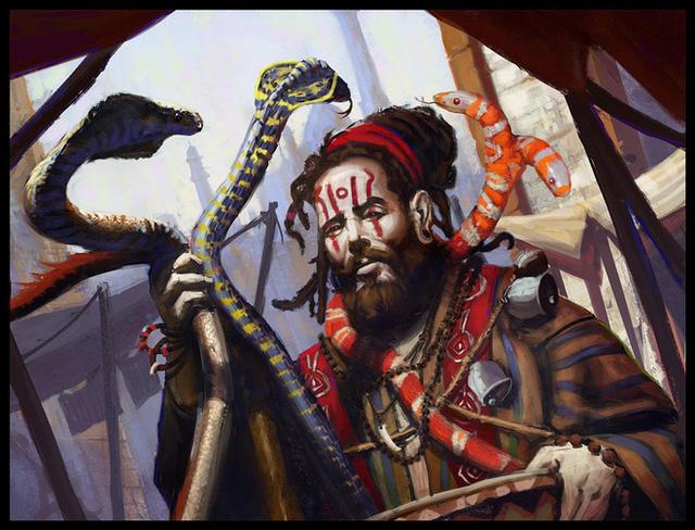 Giải mã bí mật đằng sau màn ảo thuật điều khiển rắn hổ mang bằng kèn của phù thủy rắn Ấn Độ - Ảnh 2.