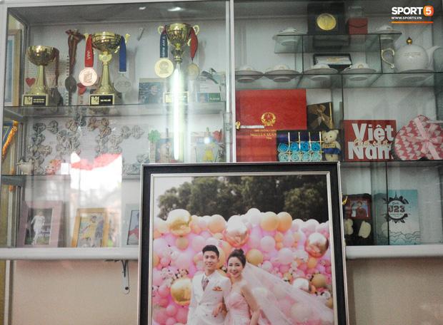 Cận cảnh nhà Phan Văn Đức trước đám cưới với Nhật Linh: Giản dị đón khách quê hương, làm rõ lịch trình tổ chức cưới và đón dâu - Ảnh 4.
