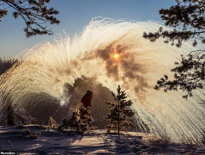 Sống trong trời lạnh -59 độ C, người dân Siberia vẫn thấy… mát nhẹ - ảnh 3