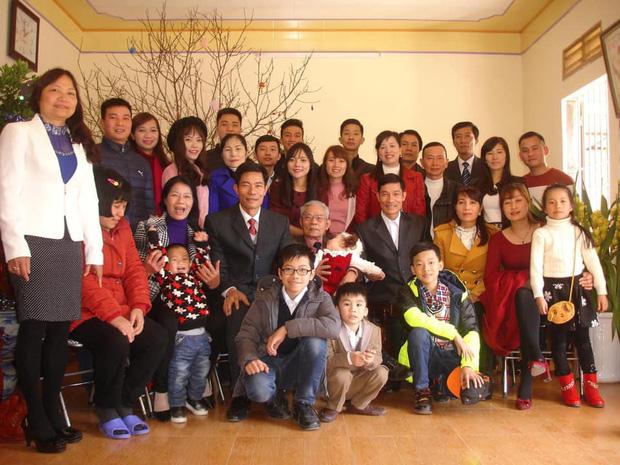 Tiếp nối trend khoe ảnh đại gia đình năm ngoái, dân mạng phát hiện ra 'kỷ lục' nhà có 407 thành viên đây này! - ảnh 5